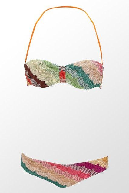 Missoni bikini. Love.
