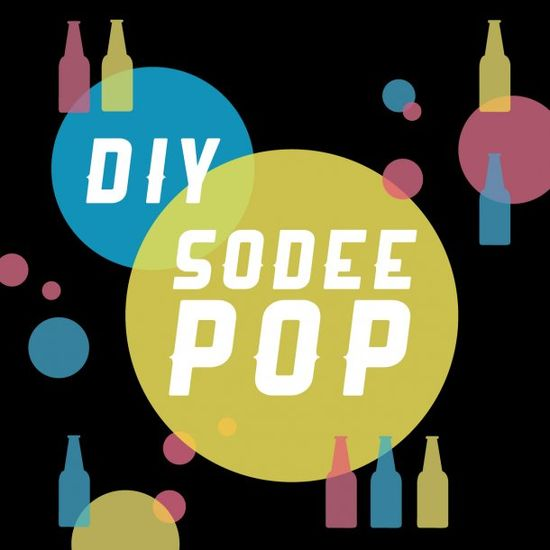 Be a Soda Jerk: Do-It-Yourself Soda Making