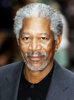 """""""Morgan Freeman...even when he's not the main character in a film he always steals the show."""" --Michael Chagdes (I concur w/Michael!)"""