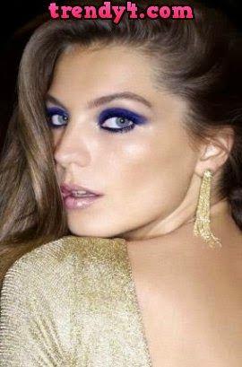 Latest Eye Makeup Styles 2014