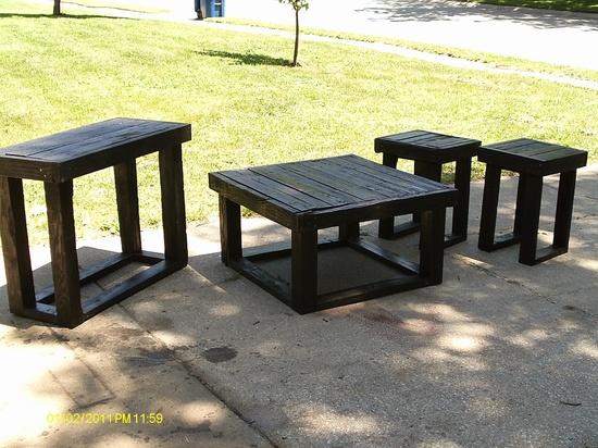Handmade Rustic & Log Furniture