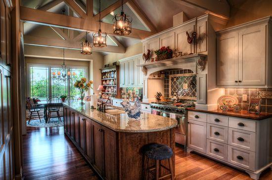 blog.getzcreative... Kitchen Interior // Commercial