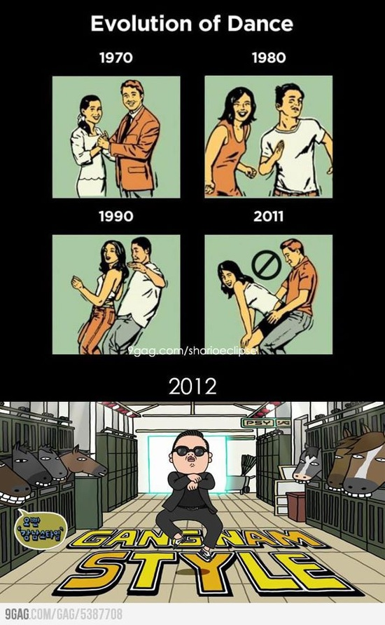 Gangnam Style!!!
