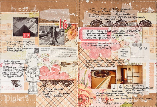 #papercraft #Scrapbook #layout    www.flickr.com/...