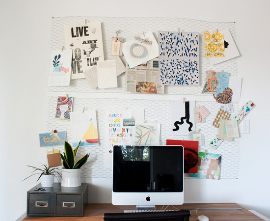 diy office ideas