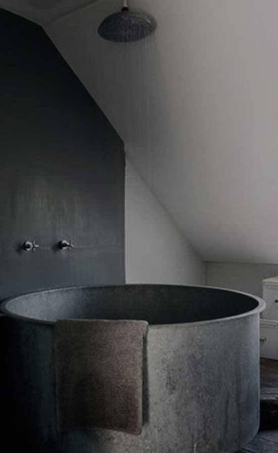 #GREY #BATHROOM #interior #design #47parkavenue