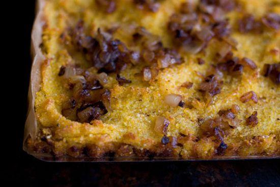 cornmeal crunch from heidi swanson
