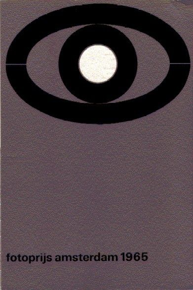 book cover by Wim Crouwel (1965)