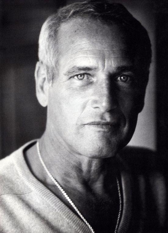 Talk about beautiful....Paul Newman