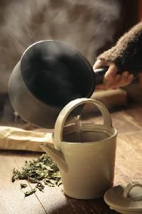 naturalna herbata