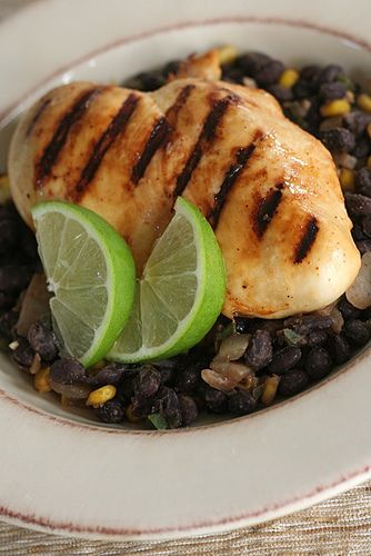 Tequila Lime Grilled Chicken--like the margarita grilled Chicken at Chili's, possibly?