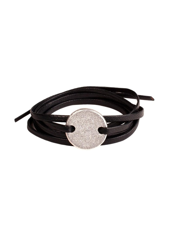 PeaceBOMB - Story Coin Leather Wrap - MULTI COLOR