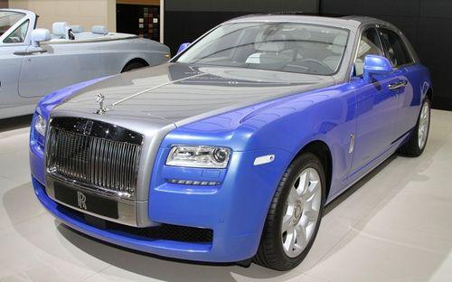 Rolls-Royce Celebrates 10 Years of The Phantom