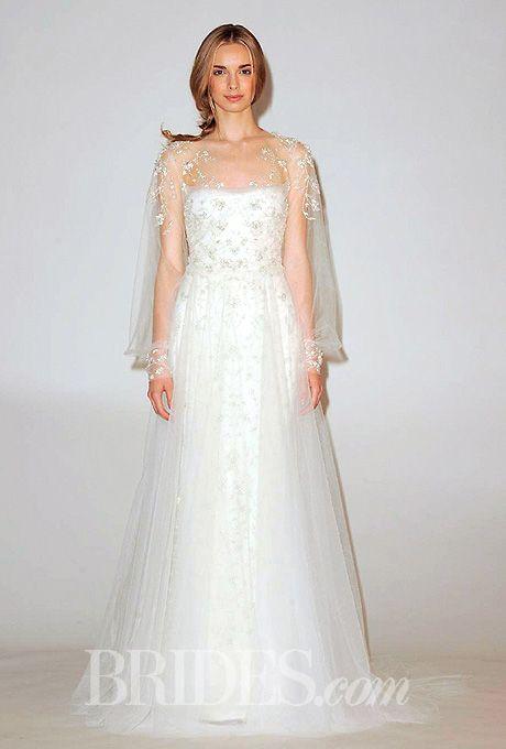 Brides.com: Marchesa - Fall 2014