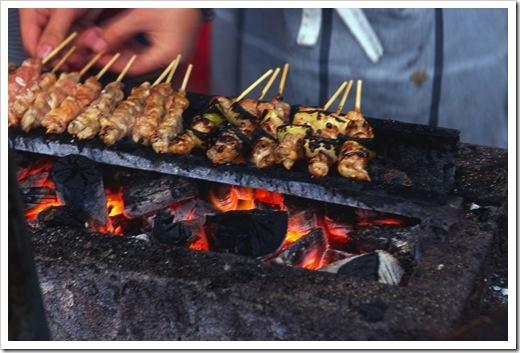 Great food Yakitori