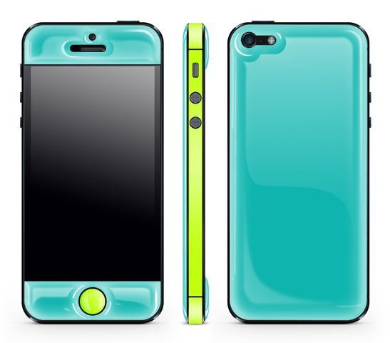 Glow-in-the-Dark iPhone Skins!  now we just need an iphone :)