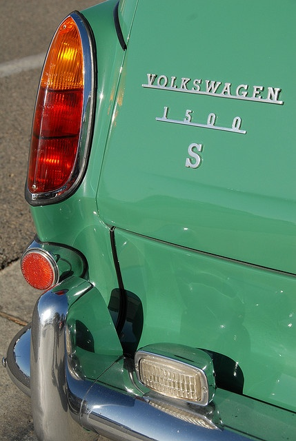 #VW Type 3 #coolcars QuirkyRides.com