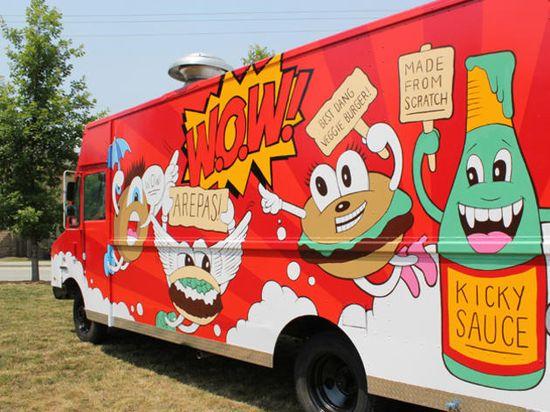 Food Trucks in #Atlanta >> www.frontdoor.com...