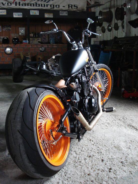 Orange Rims?