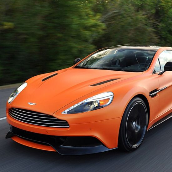 Look at the NEW Aston Martin Vanquish on Carhoots.com #dreamcar