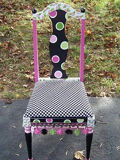 cute #painted #furniture