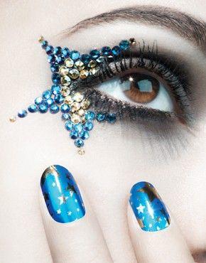 Bejewelled Star Eye