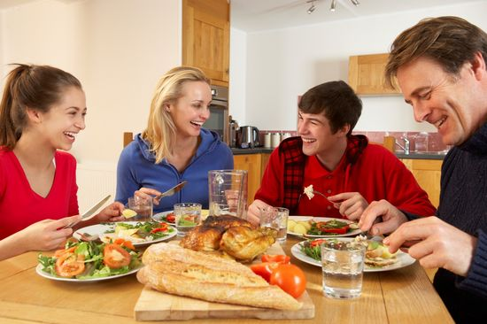 Make your mark with good health. Learn more about #healthy eating for your teenagers!