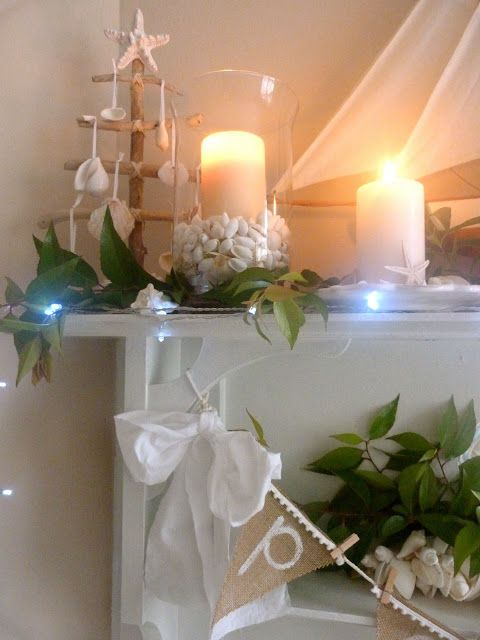 nautical christmas Decorating Ideas 4