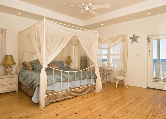 My beach house bedroom #1