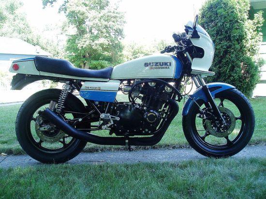 SuzukiGS1000S - Pipeburn - Purveyors of Classic Motorcycles, Cafe Racers & Custom motorbikes