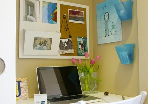 great desk space