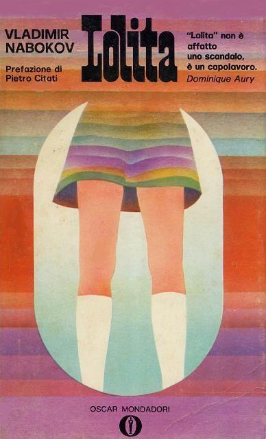 Lolita, Italian cover (1970)