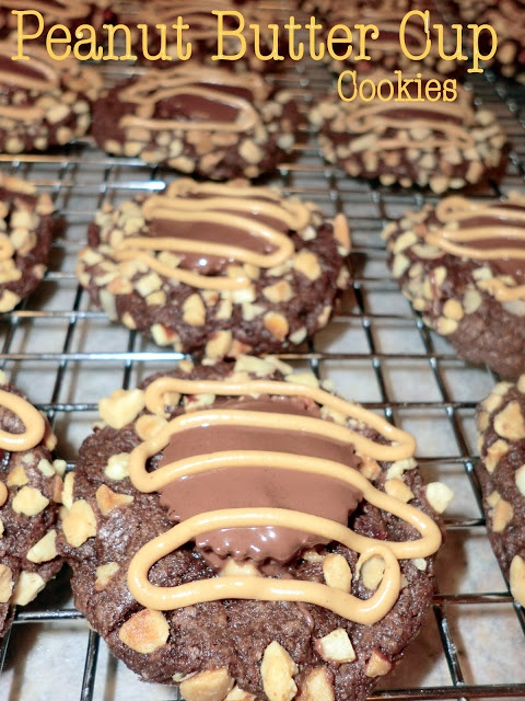 Amazing Peanut Butter Cup Cookies