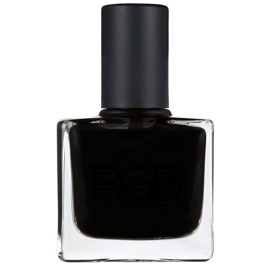 RGB Nail Color, Black