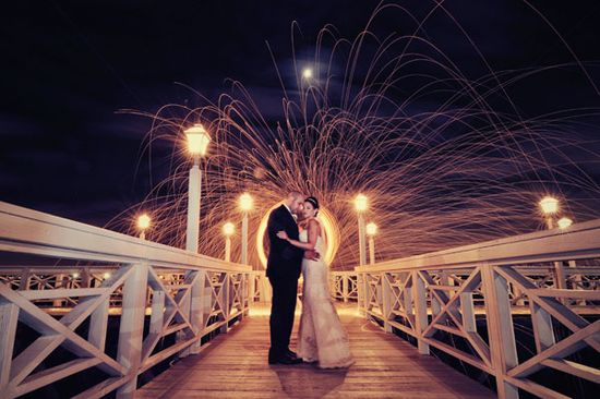 Amazing wedding photo