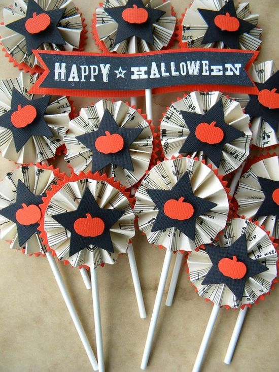Halloween - love these!