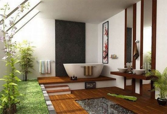Modern Bathroom Design ideas image