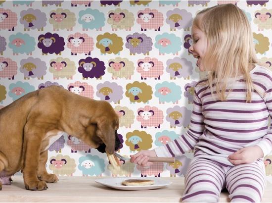 Lovely kids wallpaper