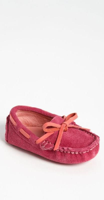 Too cute, Baby! 'Mini' Driver Moccasin.