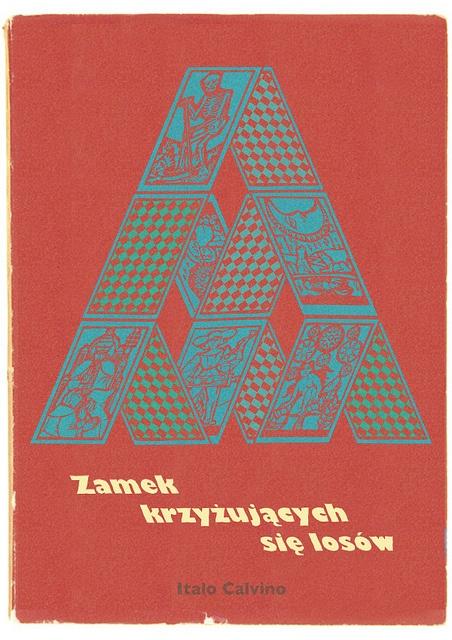Giuseppe F. Ciranna, The Castle of Crossed Destinies Polish Book CoverFlickr