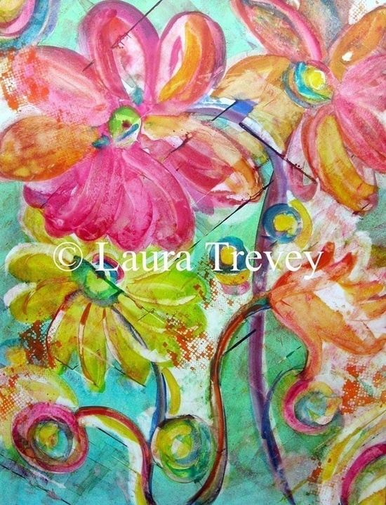 Laura Trevey art print