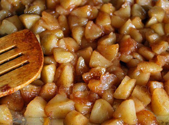 Five great apple recipes