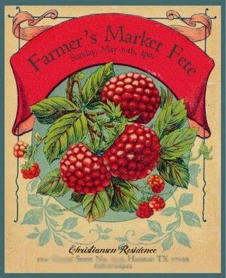 seed packet #printables #ephemera