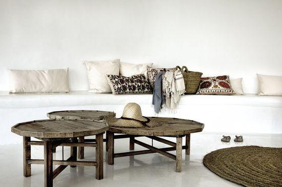 SAN GIORGIO - Mykonos design hotel project