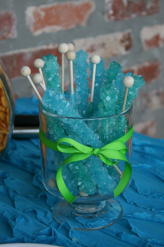 Mermaid Party Rock Candy