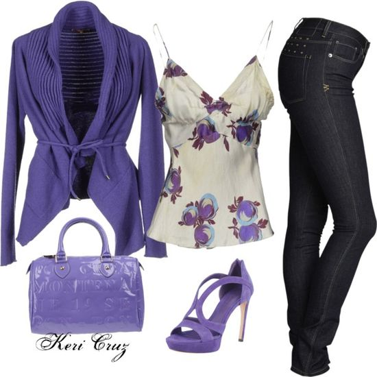 Cute & Flirty, created by keri-cruz on Polyvore