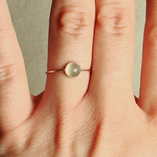 moon ring, #jewelry