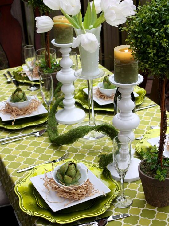 Serenity in Design: Party Ideas