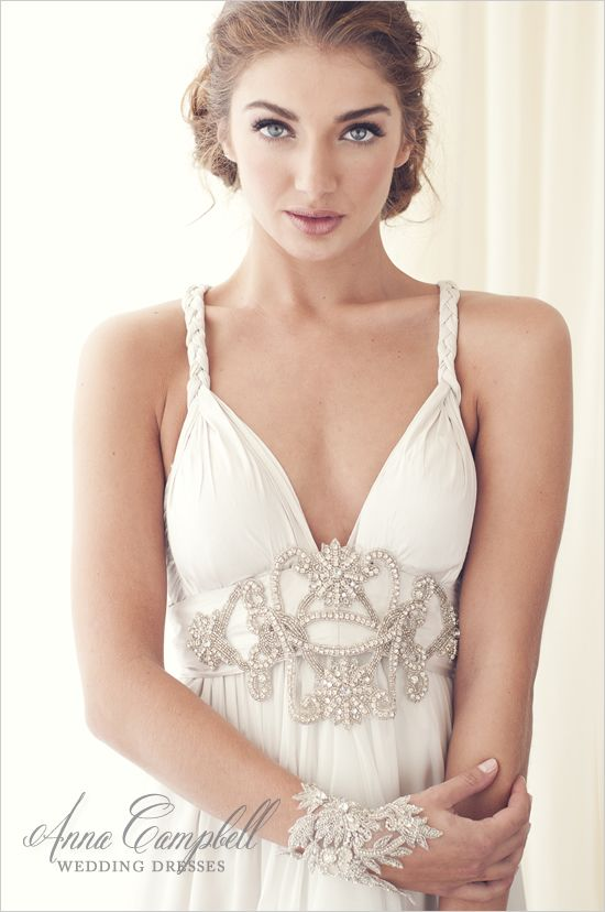 Anna Campbell Wedding Gowns
