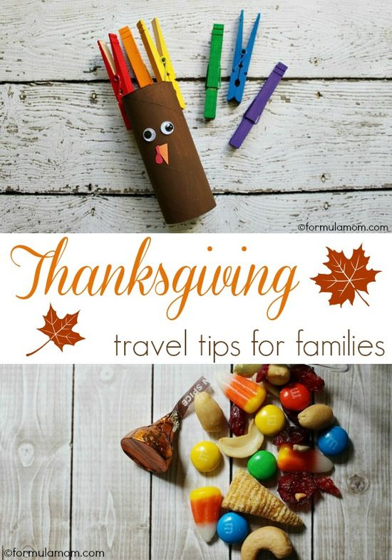 Thanksgiving Travel Tips for Families #Thanksgiving #holiday